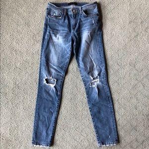 Flying Monkey jeans.